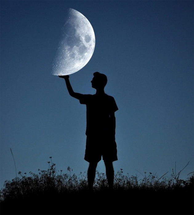 Покорение Луны
