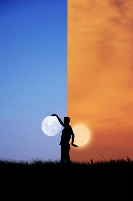 Луна от Adrian Limani
