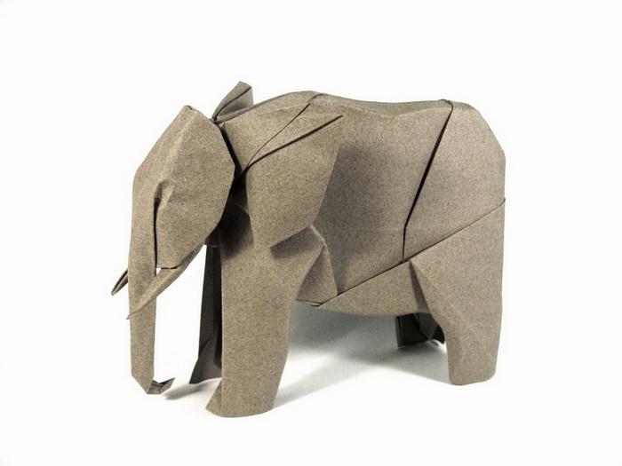 Оригами от художника Nguyen Hung Cuong: ловкость рук и никакого мошенничества