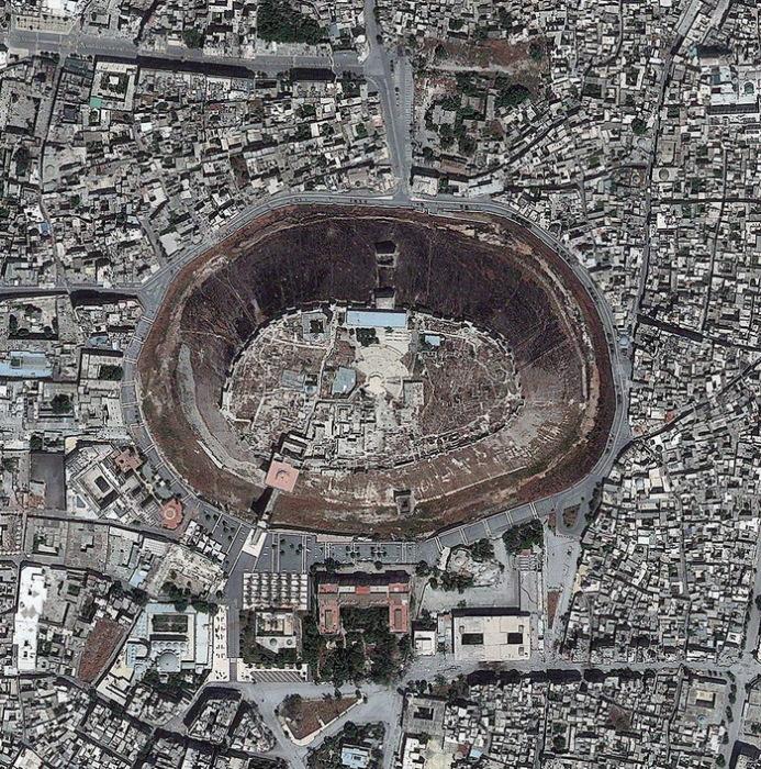 Дворец Алеппо