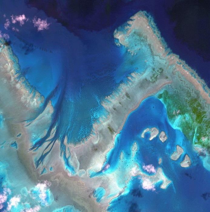 Фотография со спутника