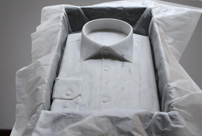 Мраморный гардероб от Alasdair Thomson