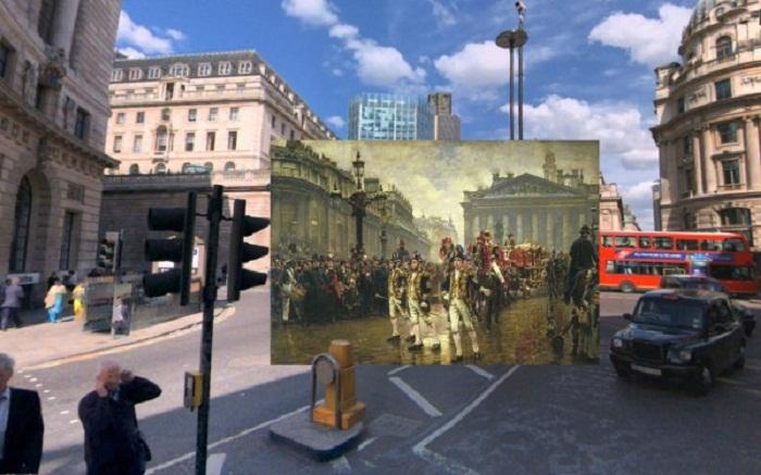 Прошлое и настоящее Лондона