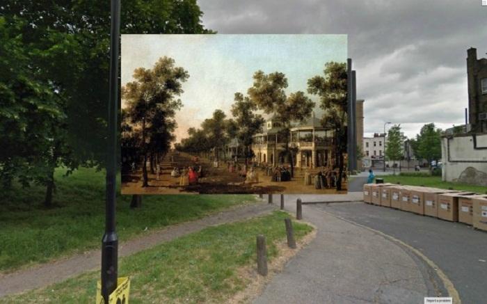 Снимки Лондона