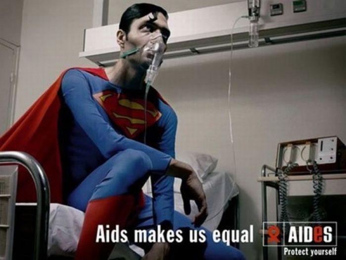 От СПИДа не застрахован никто