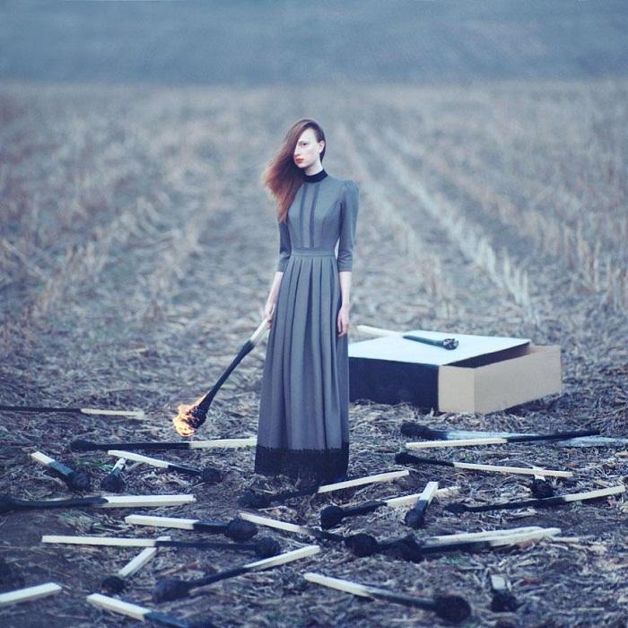 Пленочные снимки фотографа Олега Оприско.