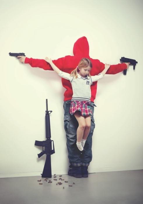 Разрушительная Gun culture в США