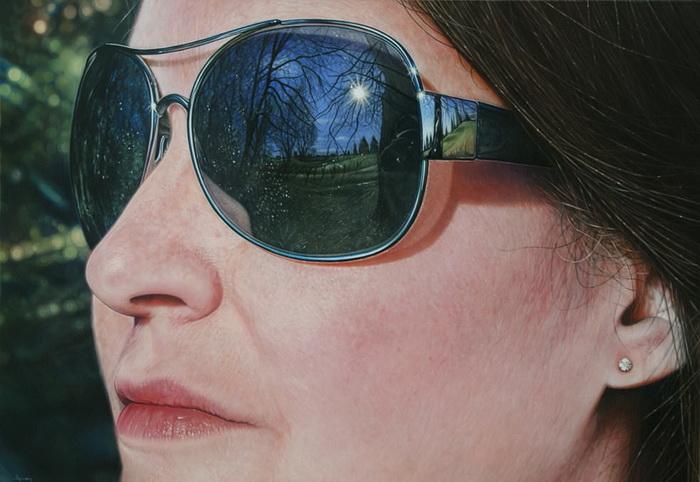 Серия реалистичных картин от Simon Hennessey