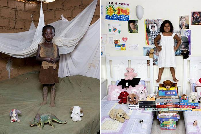 История игрушек от Gabriele Galimberti