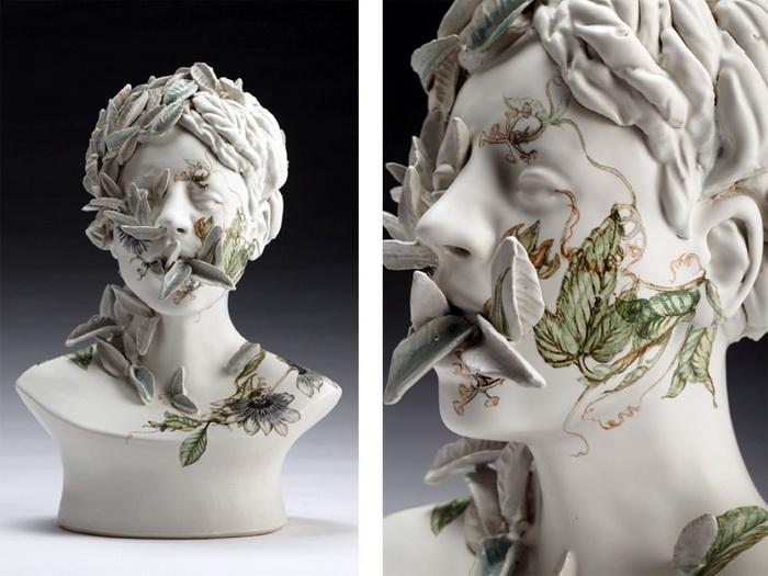 Творчество скульптора Jess Riva Cooper.