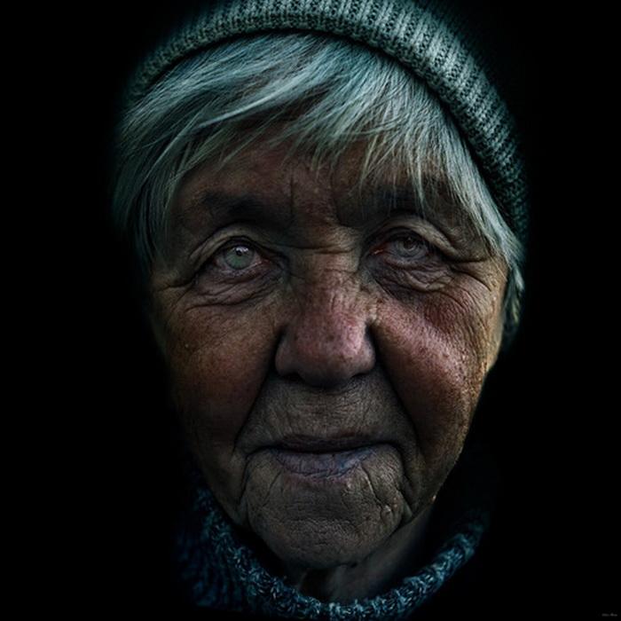 Старость глазами Андрея Жарова