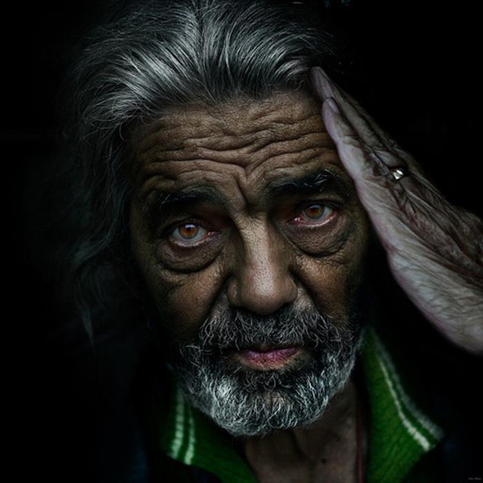 Фотосессия Старость от Андрея Жарова