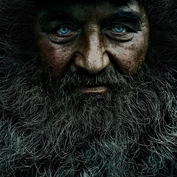 Портреты людей преклонного возраста от Андрея Жарова