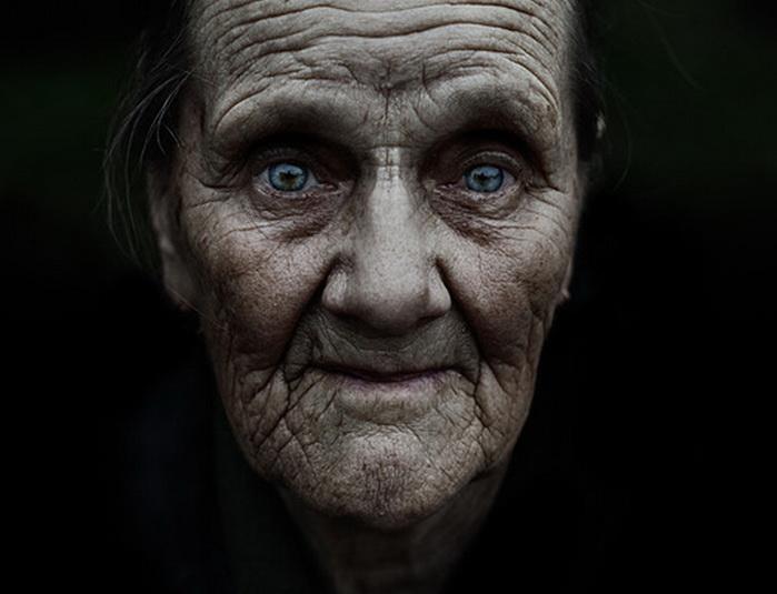 Старики на фотографиях Андрея Жарова