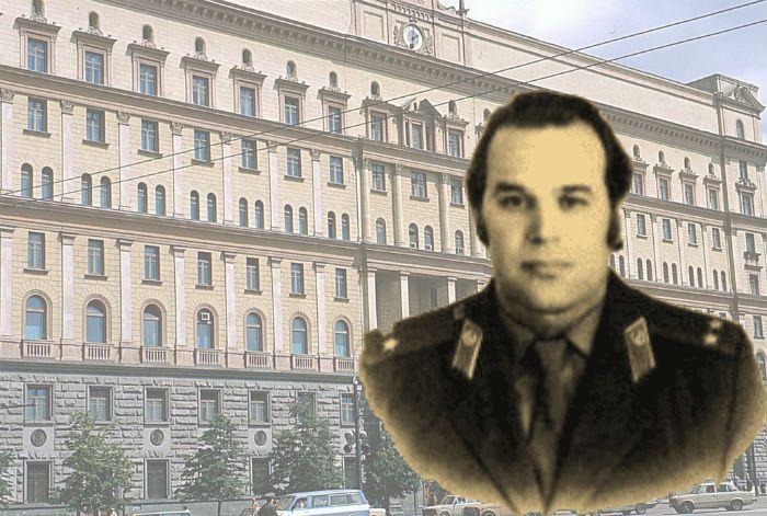 Владимир Ветров - агент французской разведки.