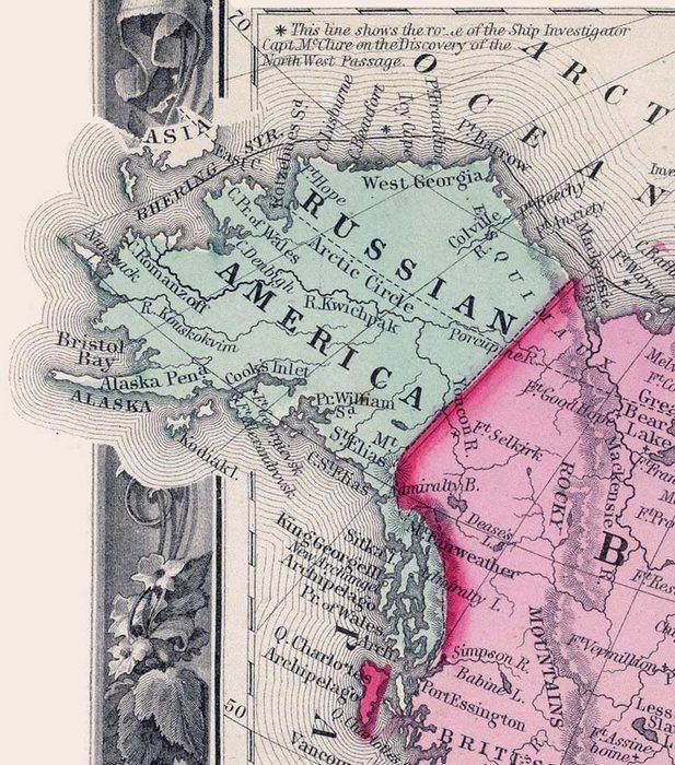 ������� ������� � 1860 ����.