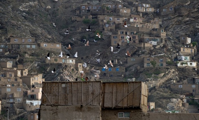 Афганистан сегодня.