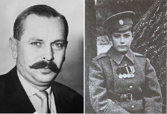 Авантюрист Михаил Голеневский и цесаревич Алексей.