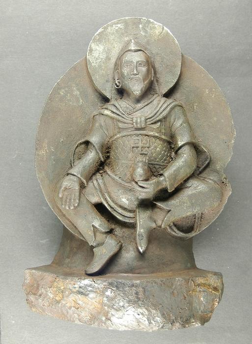 Железный человек из метеорита Чинга