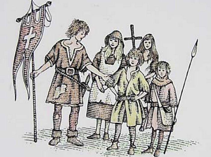 История крестовых походов: как детское воинство ходило за Гробом Господним