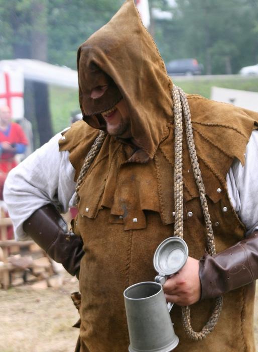 Верёвка висельника - самый популярный сувенир Средневековья