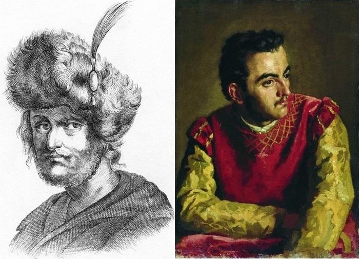 Лжедмитрий II и Лжедмитрий III.
