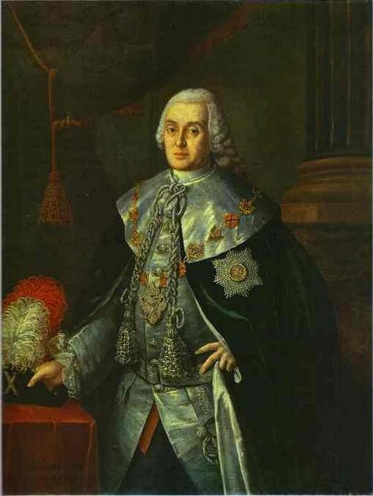 Фельдмаршал Христофор Миних.