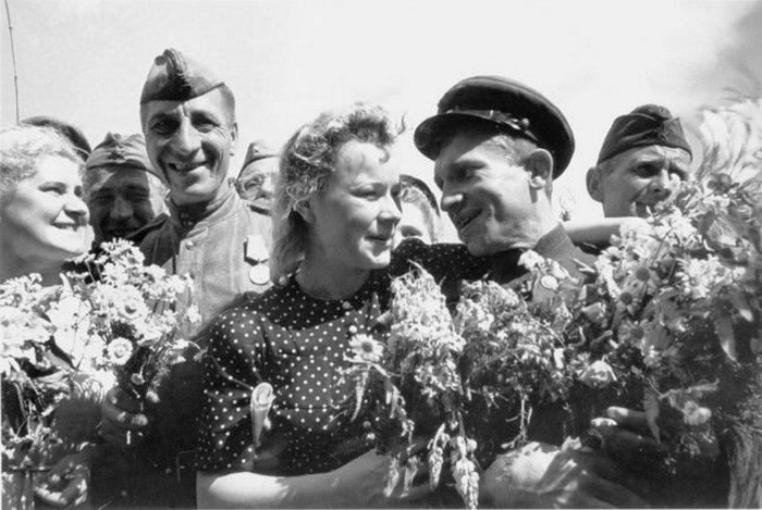 День Победы. 9 мая 1945 года.