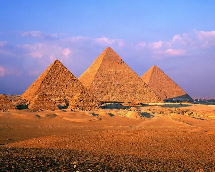 Египетские пирамиды - чуда света и причина экономического кризиса