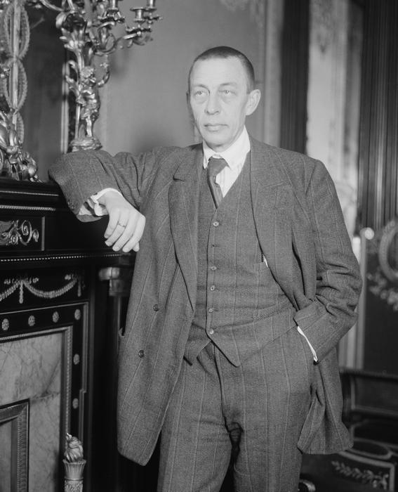 Сергей Васильевич Рахманинов.