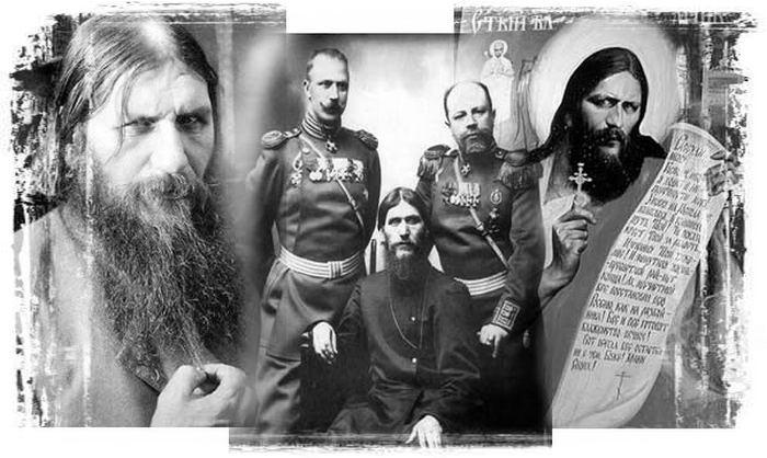 Русский антигерой Григорий Распутин.