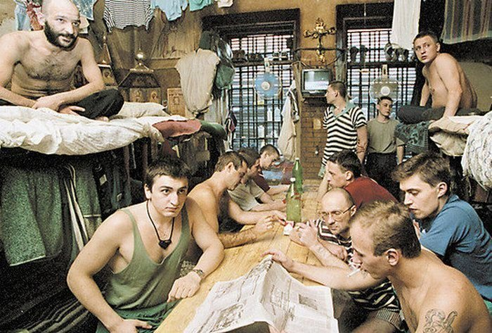 реальная жизнь русских педиков на зоне