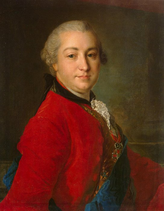 Иван Иванович Шувалов.
