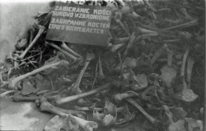 SS-Sonderkommando Sobibor - лагерь смерти Собибор