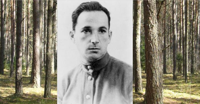 Александр Печерский - герой Собибора