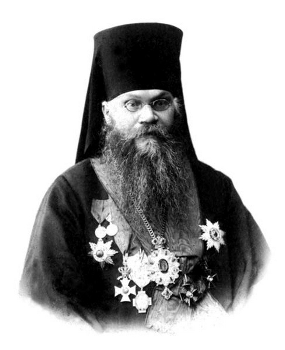 Архиепископ Тихон IV Воронежский.