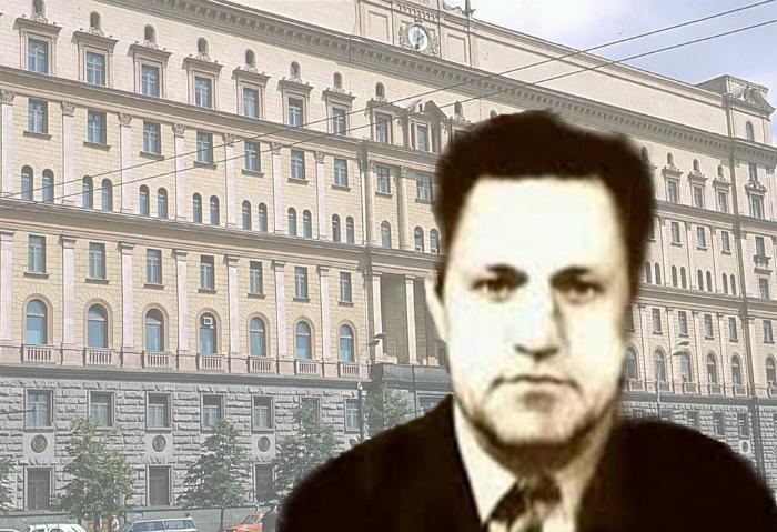 Адольф Георгиевич Толкачёв шпионил 6 лет.