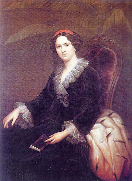Екатерина Ивановна Трубецкая - жена декабриста