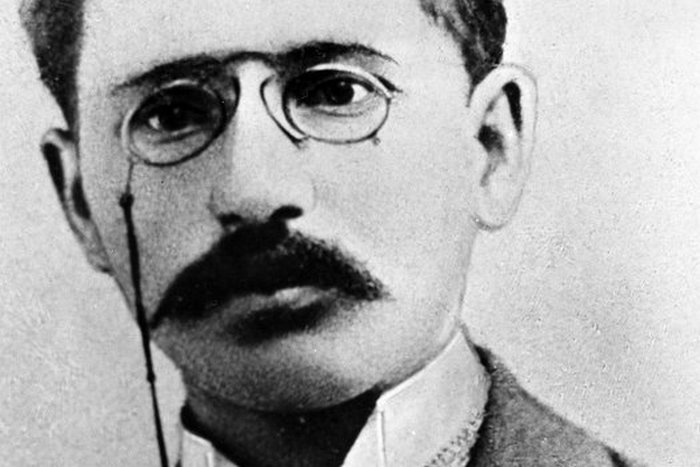 Фатальный революционер Моисей Урицкий