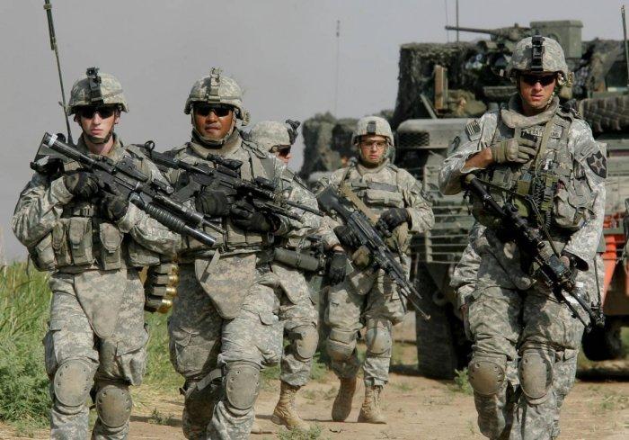 Америка остаётся в Афганистане.
