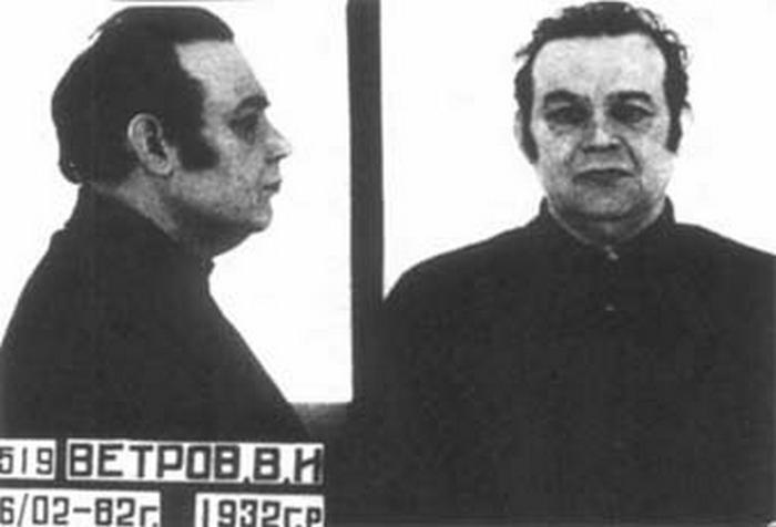 Владимир Ветров. Фото из уголовного дела.