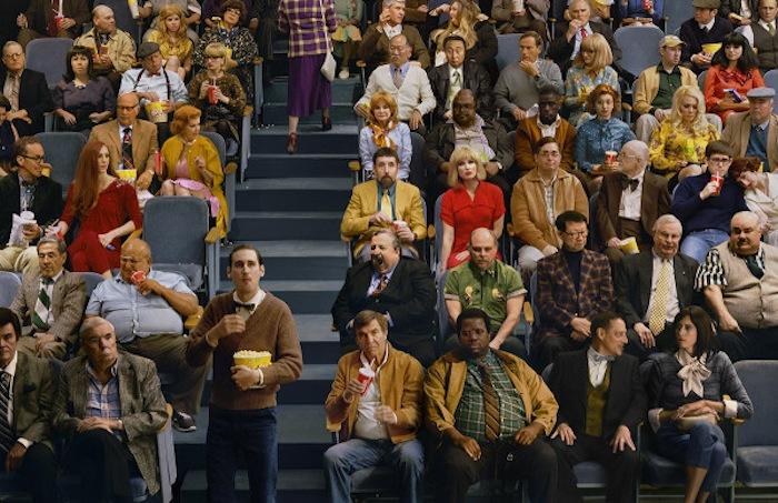 «Лицо в толпе»: кинотеатр