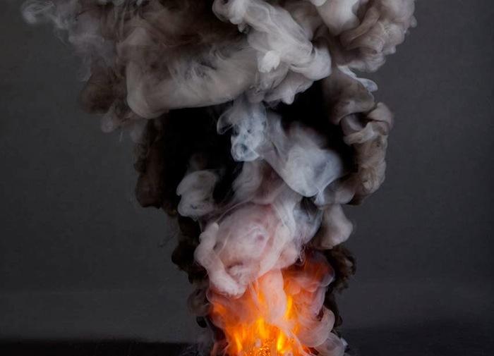«Встречный огонь» (Controlled Burns) Кевина Кули (Kevin Cooley), фрагмент
