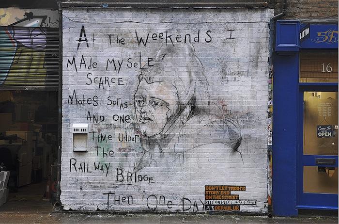 Джим Макэлвани. На выходных я старалась не попадаться ему на глаза/ диваны у приятелей и один раз под мостом/ но однажды...