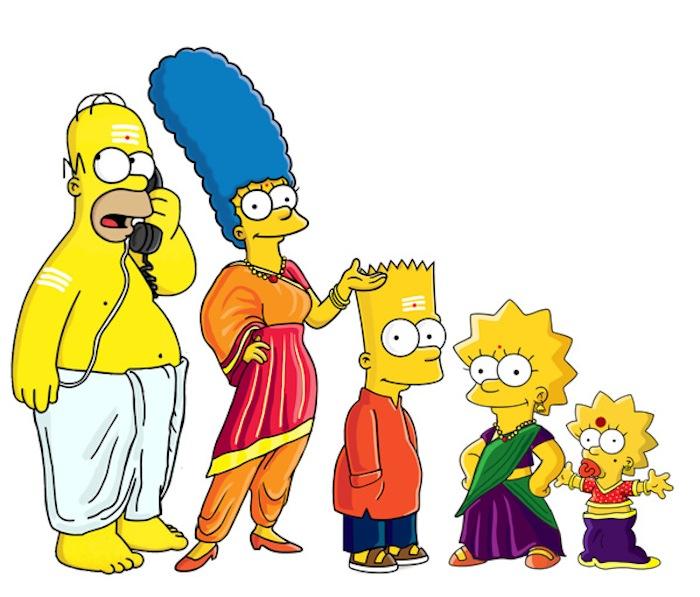 Симпсоны-айеры
