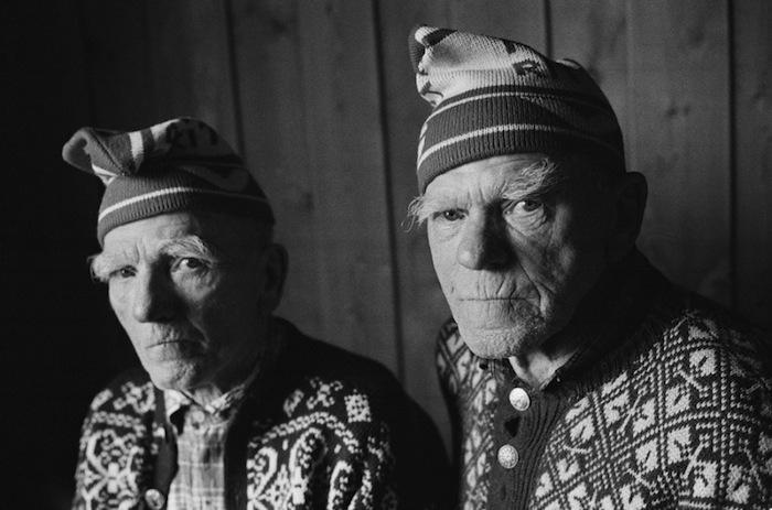 Харальд и Матиас Рамены. Фотосерия «Братья» Элин Хойленд (Elin Hoyland)