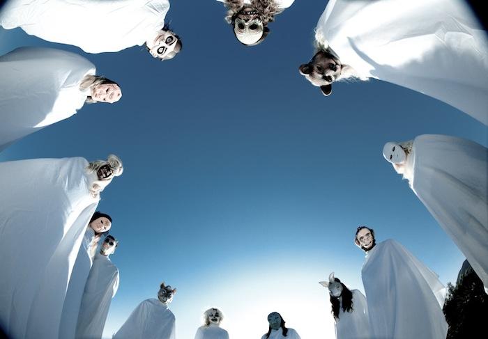 Фотография Моби для обложки Innocents — одиннадцатого студийного альбома, изданного в сентябре 2013 года