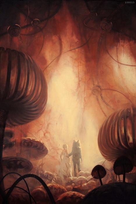 «Тринадцатая глава» — продолжение сказки Льюиса Кэрролла «Приключения Алисы в Стране чудес»