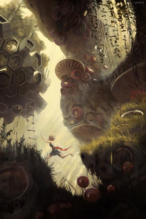 «Тринадцатая глава» Кевина Вонга (Kevin Wang) и Николаса О'Лири (Nicholas O'Leary)