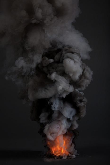 Серия фотографий Кевина Кули «Встречный огонь»